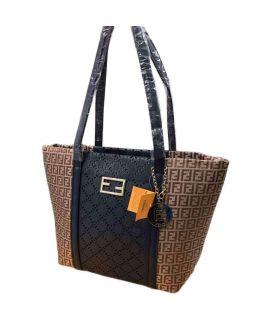 Black Tote Women's Handbag
