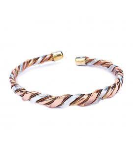 Bronze Alloy Bracelet for Women   JP 1030
