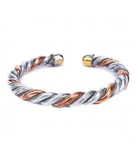 Bronze Alloy Bracelet for Women   JP 1032