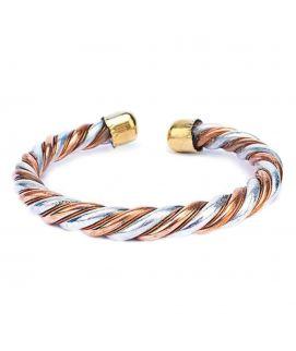 Bronze Alloy Bracelet for Women   JP 1033