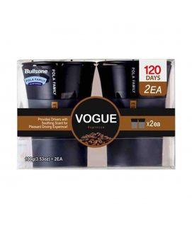 Vogue Espresso (2 pcs)