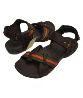 Mens Casual Leather Sandal Clarks