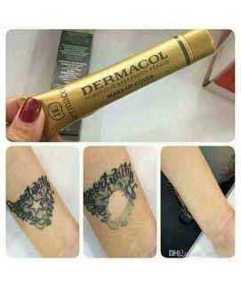 Dermacol Filmstudio Barrandov Prague Make Up Cover Cream 12 Pcs
