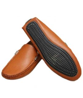 New Style Tan Loafers For Men