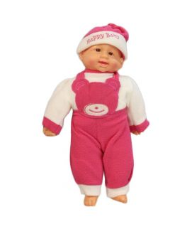 Red Teddy Bear Shape Baby Colthes