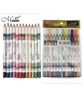 M.N Menow Pro Lipliner pencil  12 Pcs