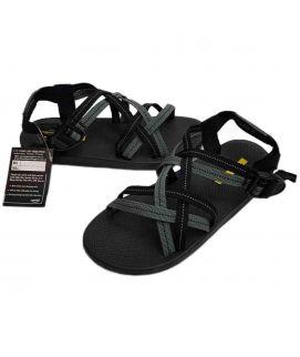 Men's Black Vento Sandals