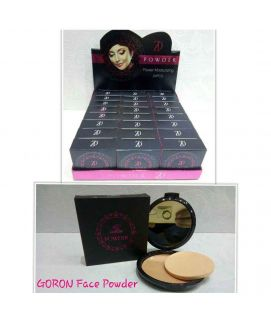 Goron Face Powder Flower Moisturizing