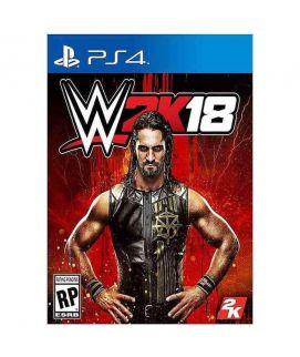 WWE 2K18 Standard Edition Region 2 PlayStation 4