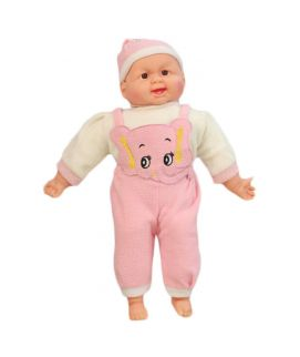 Pink Elephant Shape Baby Colthes