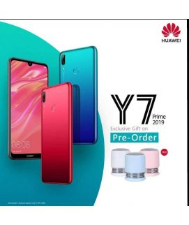 HUAWEI Y7 Prime 2019 With 3 Great Update