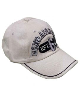 High Quality Baseball Cap Mens Snapback Hat Mens Full Cap White