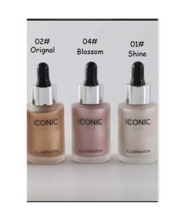 Iconic Illuminator Blossom And Shine 3 Pcs