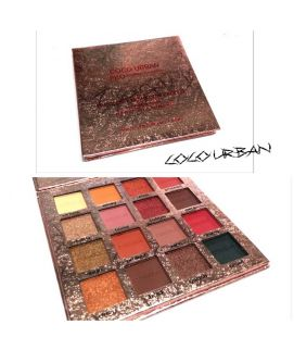 COCOURBAN 12 Colors Eyeshadow 1 Pc