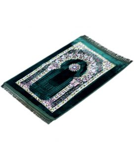 Prayer Mat Green