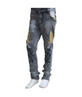 Kids Balck Denim Jeans
