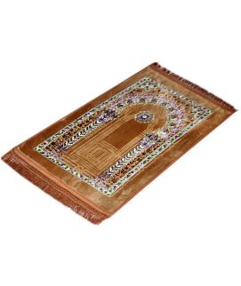 Prayer Mat Brown