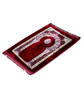 Prayer Mat Red