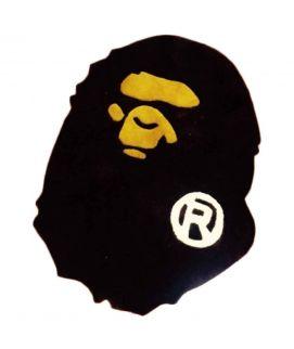 A Bathing Ape Head Rug Mat