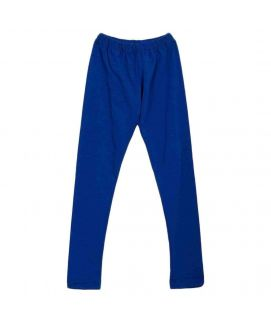 Amaze Collection Royal Blue Cotton Tights For Girls