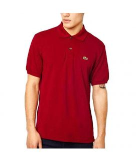 Mens Red Wine Polo Shirt