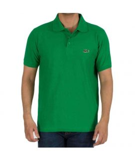 Green Mens Polo Shirt
