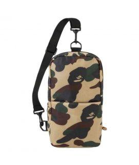 Bape Camo Slider Shoulder Bag
