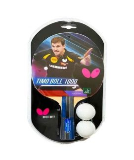 Butterfly Table Tennis Timo Boll 1000 New Packing Lates Design 2017 (Original)