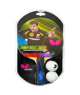 Butterfly Table Tennis Timo Boll 3000 New Packing Lates Design 2017 (Original)