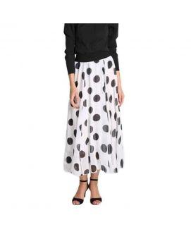 Women's Polka Dot Skirt