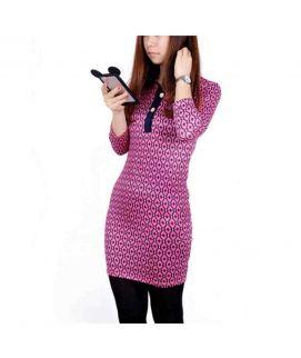 Women's Pink Comfy Top