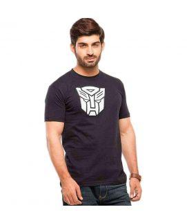 Transformers Black Men's Tshirt