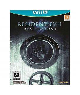 Capcom Resident Evil Revelations Wii U