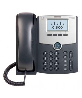 Cisco IP Phone SPA502G (Cisco Small Business 1 line IP phone with Display, PoE and PC Port