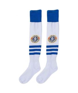 Football Planet Chelsea Socks White