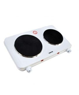 Geepas Hot Plate - White