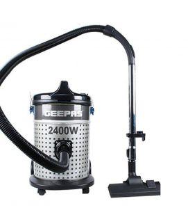 Geepas Vacuum Cleaner -21liter - Dust Bag - Black