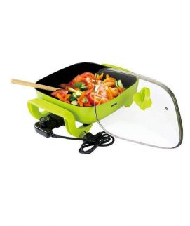 Geepas Magic Pan With Nonstick Surface (Brand Warranty)