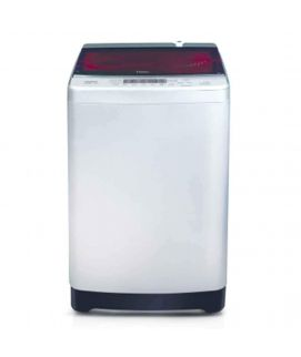 HAIER 8KG TOP LOAD FULLY AUTOMATIC WASHING MACHINE HWM80 118 RED