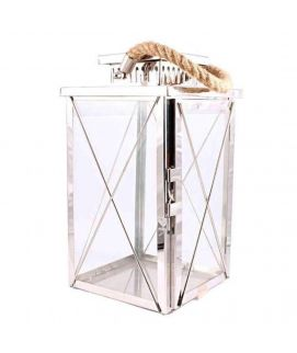Stainless Steel Lantern Medium