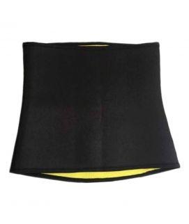 Hot Shapers Waist Slimming Neoprene Belt Black
