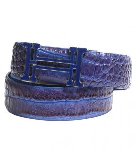 Two Shaded Belt For Men