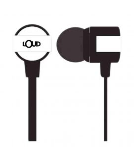 Go Fit Wired Earphone Black