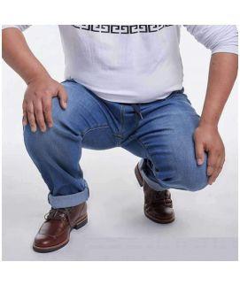 Blue Comfortable Men's jeans