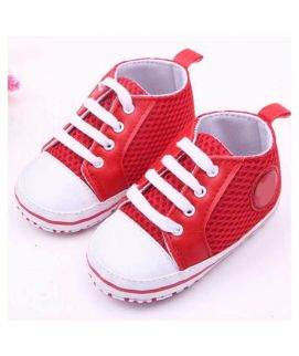 Red Baba Comfy Shoes