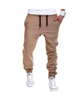 Men's Brown Baggy Style Trouser