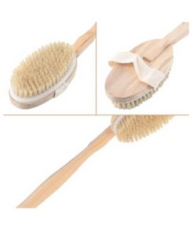 Long Handled Body Bath Shower Back Brush