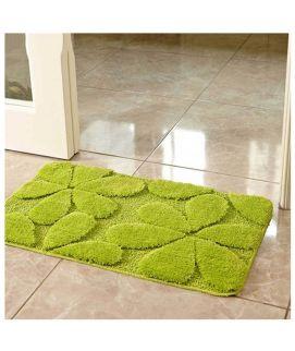 3D Flowers Microfiber Bath Mats