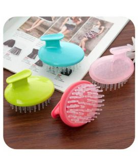 Women's Colorful Shampoo Brush