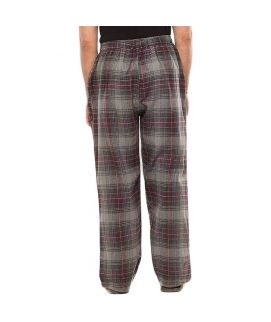 Pack of 2  Green & Grey Cotton Pajama for Men